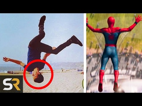 10 Superhero Actors Who Can Do Superhero Things