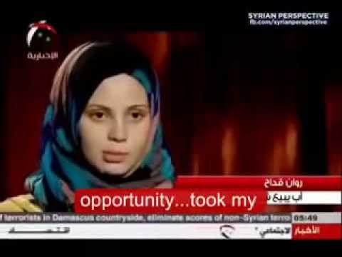 Statement: Syrian Girls Under Age Forced Into Sex Jihad To Be Sex Slaves For FSA/al-Nusra