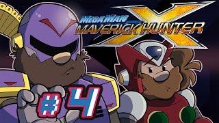 Mega Man Maverick Hunter X Let's Play Vile #4 - Vile Betrayer!!