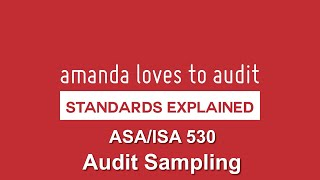 What Factors Go Into Deciding HOW MUCH EVIDENCE Auditors Should Collect? ASA/ISA530