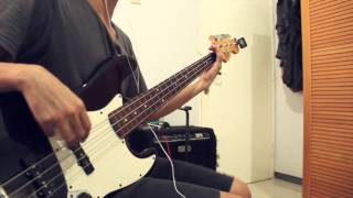 True Worshippers - Dia Raja [ Bass Cover ]