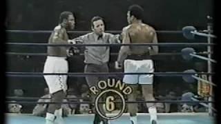 Joe Frazier -vs- Muhammad Ali II 1/28/74 (abc) part 3