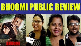 Bhoomi Public Review | Sanjay Dutt | Aditi Rao Hydari | Omung Kumar | FilmiBeat
