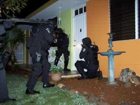 Si vuelvo a nacer vuelvo a ser policia de puerto rico