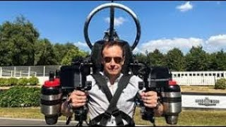 Lift off with a personal aerial vehicle - BBC Click