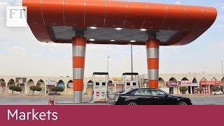 Oil price climbs on Saudi Arabia