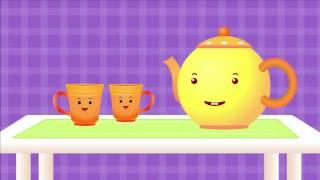 I'm a little Teapot| Sing and Dance!  | YOYA kids