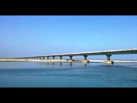 PM to open India's longest bridge, built for tanks in Assam tomorrow