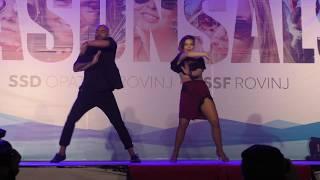 """Croatian summer salsa festival 2017 – Show de """"Albir Rojas & Luni""""– www.salsa-guide.fr"""
