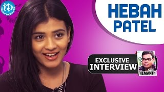 Actress Hebah Patel Exclusive Interview || Talking Movies with iDream # 37