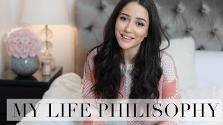 MY LIFE PHILOSOPHY EXPLAINED & LAW OF ATTRACTION | VLOGMAS | Tamara Kalinic