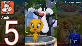 Looney Tunes Dash Android Walkthrough - Part 5 - Episode 3: Putty Tat Trouble 31-38