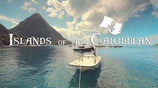 Islands Of The Caribbean - BEST CARIBBEAN BEACHES!