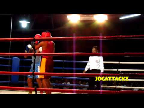 EVRAA 2012 BOXING SAMAR red VS.BILIRAN blue