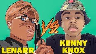 Lenarr Vines Vs Kenny Knox Vines (W/Titles) Best Vine Compilation 2016