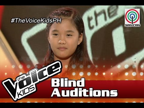 "The Voice Kids Philippines 2016 Blind Auditions: ""Hello"" by Heart"