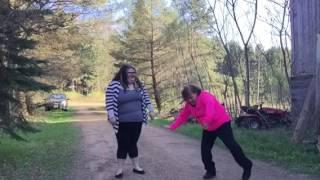 Teach my Mom to dance