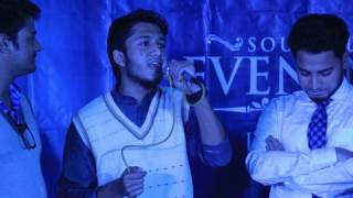 Song for Iqbal HJ as LOVE from Fan at CTG Concert 2017    By Shehab