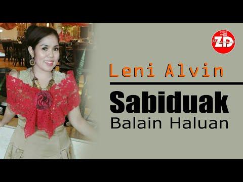 LENI ALVIN, SABIDUAK BALAIN HALUAN, DANGDUT MINANG