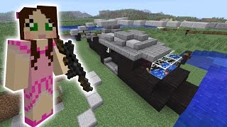 Minecraft: HELICOPTER MISSION - The Crafting Dead [59]