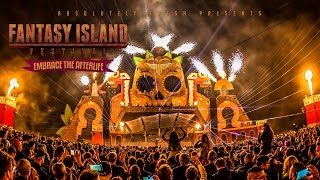 Fantasy Island Festival - Embrace the Afterlife 2016 | Official Aftermovie