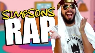 Rap dos Simpsons | MUSSOUMANO
