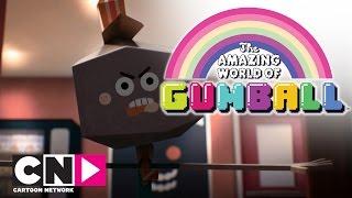 Lo spoiler | Lo straordinario mondo di Gumball | Cartoon Network