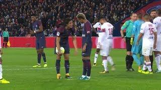 La pelea completa entre Neymar y Cavani en el PSG | Pelea de EGOS