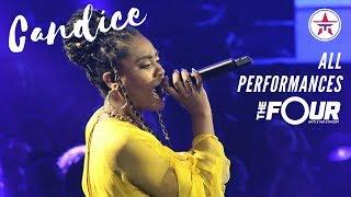 CANDICE BOYD: All Performances On