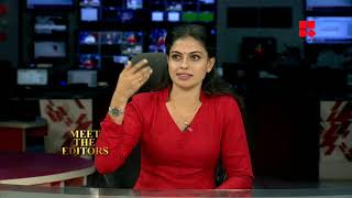 I Am Not A Sanghi; Anusree in Meet The Editors