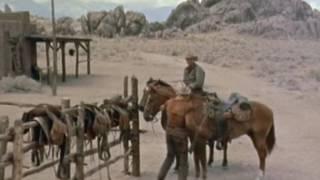Ride Lonesome (Western 1959) Randolph Scott, Karen Steele, Pernell Roberts