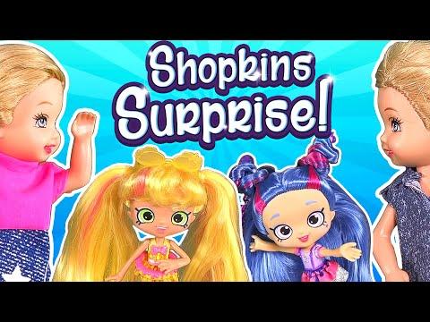 Barbie - The Twins Shopkins Surprise