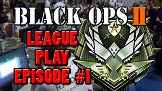 3v4 Hardpoint Express! (Knappes Match) - Live Master League Play Ep.1 (German/Deutsch)