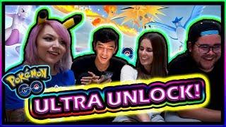 ULTRA REWARD UNLOCK BREAKDOWN FOR POKEMON GO!