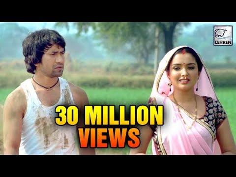Xxx Mp4 आम्रपाली दुबे की पहली भोजपुरी फिल्म ने बनाया रिकॉर्ड Dinesh Lal Yadav Lehren Bhojpuri 3gp Sex
