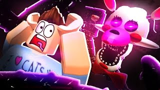MANGLE!! - FNAF PIZZERIA TYCOON IN ROBLOX