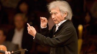 "Beethoven: ""Egmont"" Overture / Ozawa · Berliner Philharmoniker"