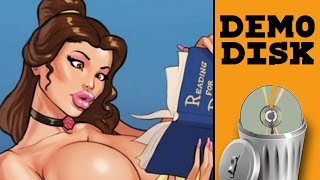 booty and the beast  demo disk gameplay