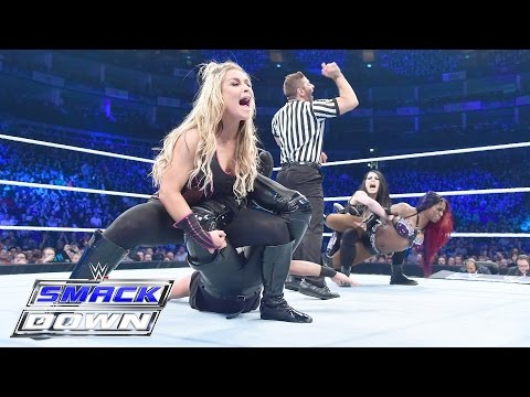 Xxx Mp4 Natalya Paige Vs Naomi Tamina SmackDown April 21 2016 3gp Sex