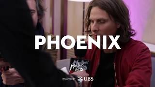 Montreux Jazz Festival 2017 | Interview Phoenix