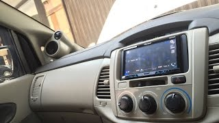Audio Mobil Simpel Jakarta | TOYOTA INNOVA 3Way Simple One Day Installation