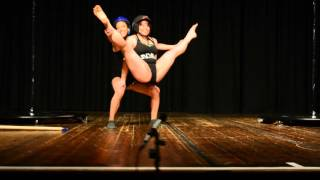 Kat & Danielle's Guest Performance at Step Up to the Pole