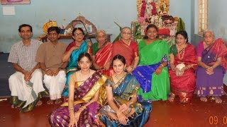 Shri Andal Rangamannar Kalyanotsavam - Sung by Surabhi Pusthakam and team [Part 1]