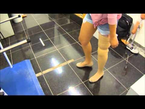 protese de perna