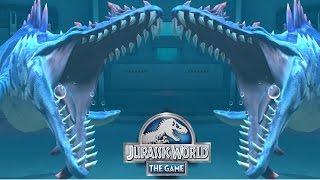 New Jurassic World The Game Ep 205 HD Gameplay Walkthrough Cenozoic Battles