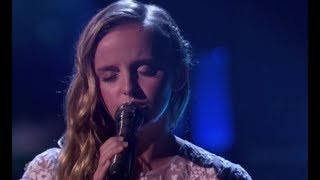 Evie Clair: This Finale Tribute To Her Dad Will MELT AMERICA'S HEART!! America's Got Talent 2017