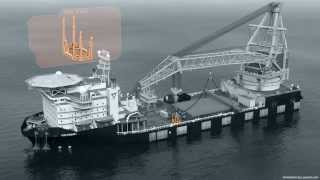 Technical Animation | 3D CAD | Offshore Technology | Subsea Piling