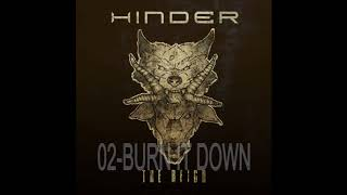 HINDER - The Reign *New* Full Album