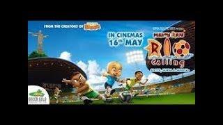 Mighty Raju Rio Calling - Official Trailer (Hindi)