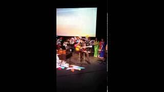 Zaki Aman Singing Porinoti Live in Melbourne - Full Song